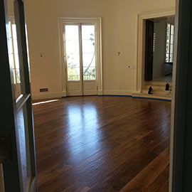 Floor polishing california
