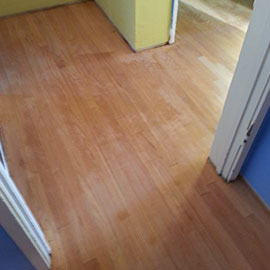 Wood Floor Installation Van Suys