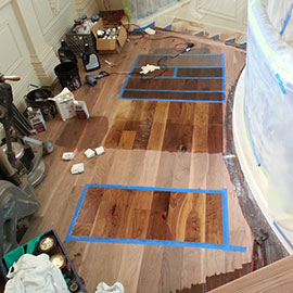 Wood Floor Repair Orange County