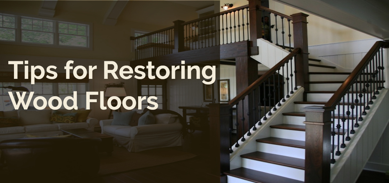 how to restore original wood floors