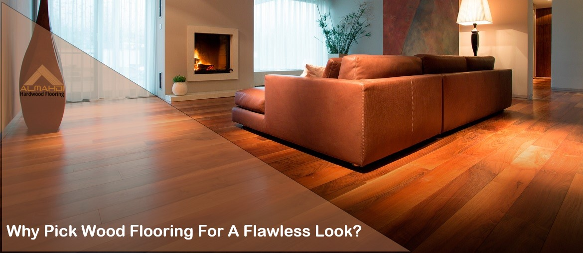 What Makes Wood Flooring An Elegant Choice For Every Setting?