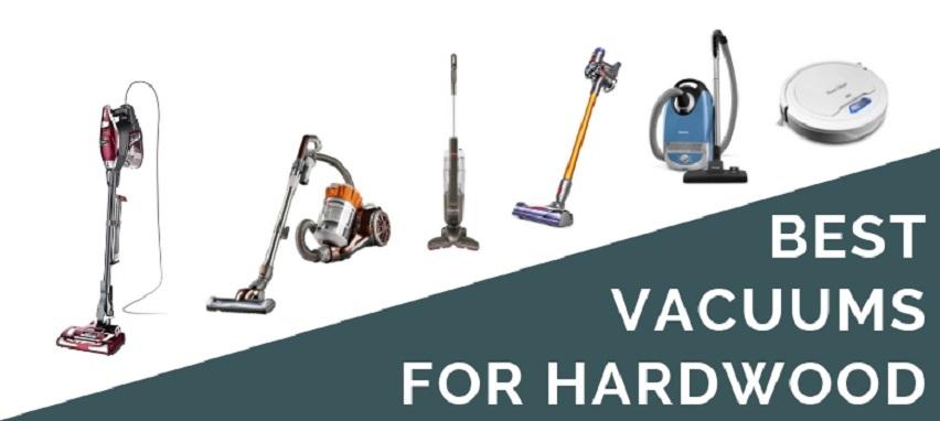 Best Vacuums for Hardwood