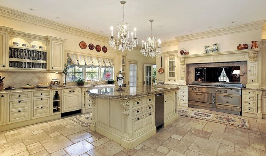 Tile Flooring Kitchens
