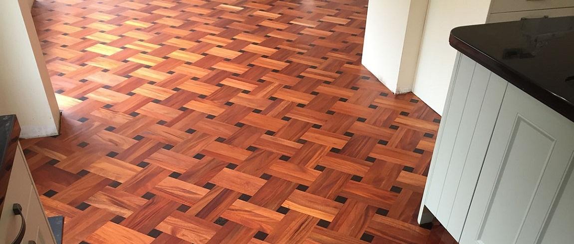 Color Chameleon Parquet Wood Flooring