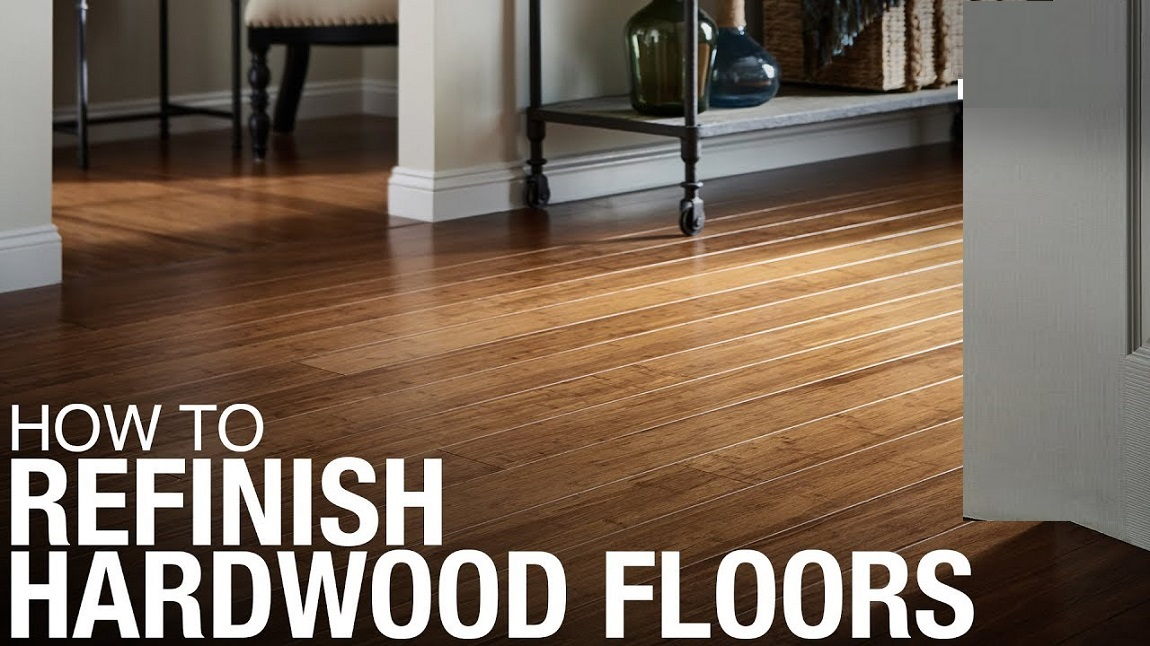 How Can You Refinish Hardwood Flooring