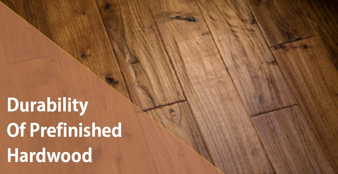 what does prefinished hardwood flooring mean