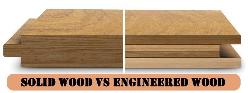 Solid Wood Vs Engineered Wood Flooring