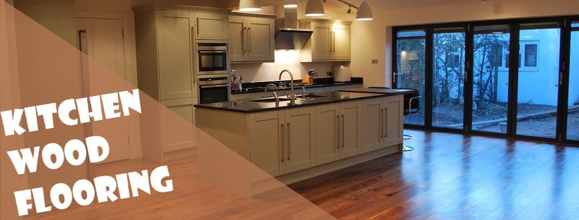 Wood Flooring Kitchen