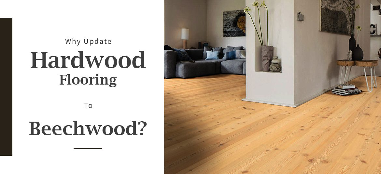 Beechwood Hardwood Floor