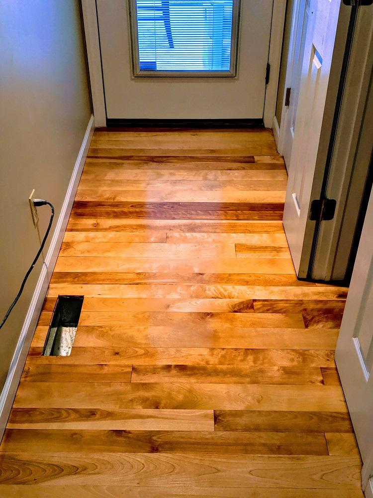 Beechwood Floor