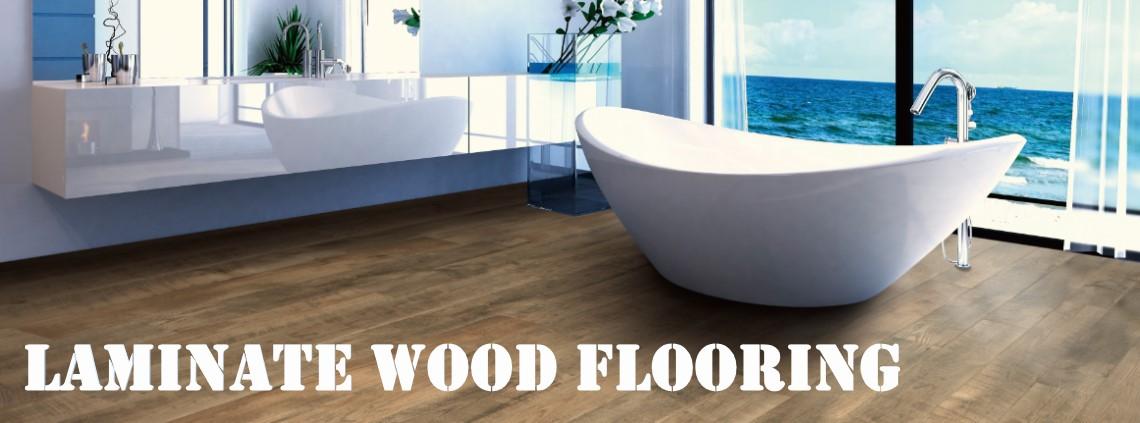 Bathroom Wood Flooring